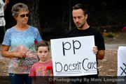 Planned Parenthood Protest - Thousand Oaks Planned Parenthood Clinic