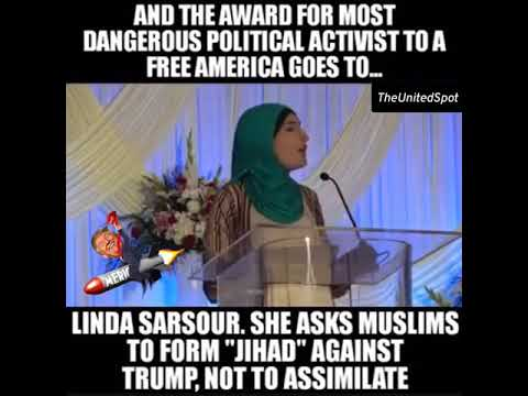 Linda Sarsour CAIR Message