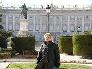 Venezuela en los jardines del Palacio Real