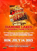 2 Annual Peach State All-Star Battle of the Bands