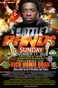 1st Annual Delta Battle of the Bands