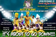 Alcorn State Sounds of Dynomite Battle of the Bands