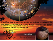 Promo Astrologica Banner