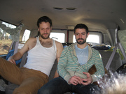 Danny + Sam + LOTR