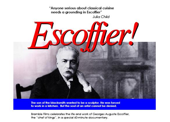 Escoffier one sheet