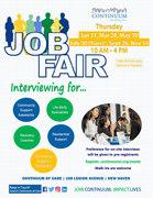 Continuum Job Fair
