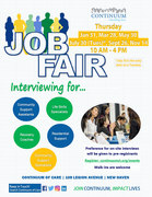 Continuum Job Fair