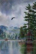 Jeanne Dupre Adirondack paintings