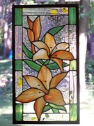 Day Lily Panel (2)