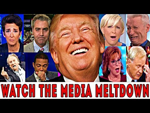 Watch The Stunned Media Meltdown Across Networks After Mueller Ends Probe Without Indicting Trump