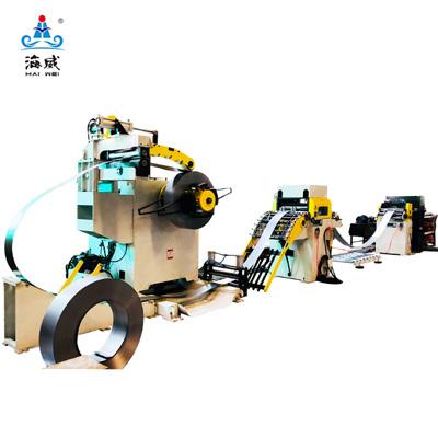 Haiwei cut to length machine