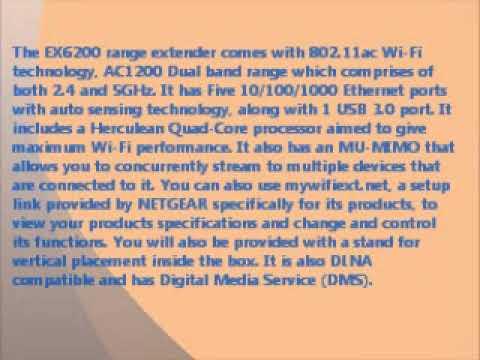 NETGEAR EX6200 RANGE EXTENDER .TOLL FREE 1-855-394-0444