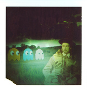The spirit of Buffalo Bill vs. Pac Man ghosts