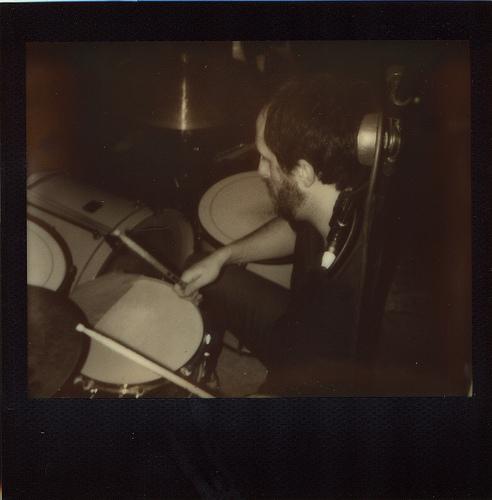 Lou Capozzi on stage