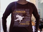 ProParkour Against Competition Shirts