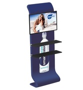 Portable TV Stand For Trade Show & Events | Branded Canopy Tents