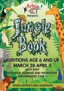 Auditions For Jungle Book