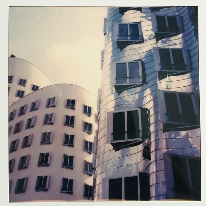 Dusseldorf neuer zollhof