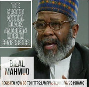 The Second Annual Black American Muslim Conference 2019