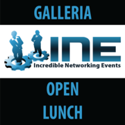 Incredible Networking Events - Galleria Open Lunch