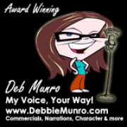 Deb Munro/Mic 'N' Me in Midland, ON -  April 25-26!