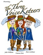 The 3 VoiceKeteers