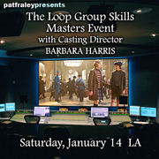 The Loop Group Skills Masters Event