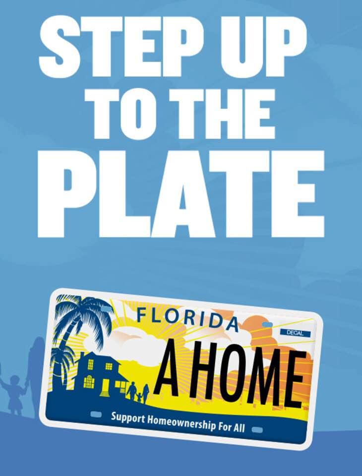 Homeownership Plate