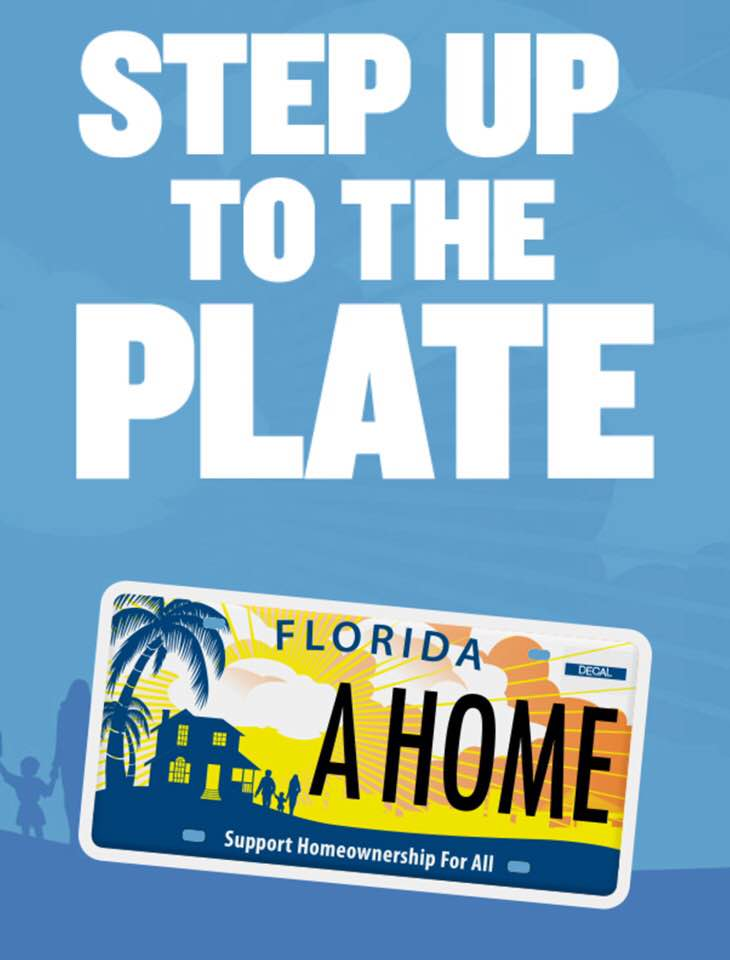 Homeownership Plate