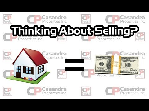 Thinking About Selling? | Sell Your Home | Casandra Properties
