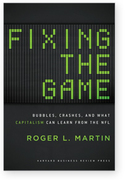 Fixing the Game: What Capitalism Can Learn from Design (& Sports)