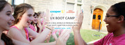 UX Boot Camp with Girls Leadership