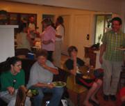 Philly Convergent/Blogger Dinner