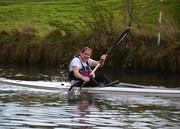 Duathalon - Tess (more paddling, less posing please)