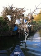 The Plastic Leam - We need a clean up - anyone interested to help?