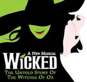 WICKED THE MUSICAL @ Chrysler Hall