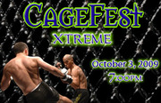 CAGEFEST EXTREME @ TED CONSTANT
