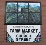 Five Points Community Farm Market - N *HOMEGROWN LOCAL ZONE MUSIC & ARTS FESTIVAL*
