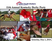 SETON YOUTH SHELTER' 11TH ANNUAL DERBY DAY PARTY