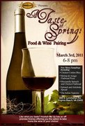 A TASTE OF SPRING AT HOOKAH ME UP - FOOD AND WINE PAIRING