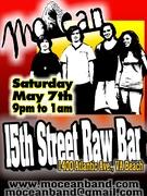 15th Street Rawbar - live music with mOcean