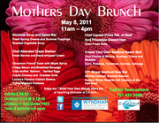 MOTHERS DAY BRUNCH AT THE SURF CLUB OCEAN GRILLE