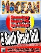 mOcean live at South Beach Grill