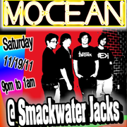 MOCEAN at Smackwater Jacks