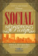 THE SOCIAL NETWORKING PARTY - **Attention Business Owners** This is a wonderful opportunity for exposure!