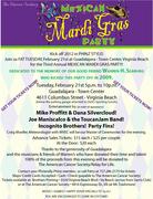 Mexican Mardi Gras Party at Guadalajara - American Cancer Society Benefit in honor of Warren Seaburg
