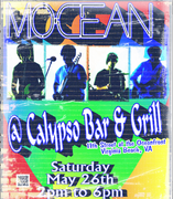 MOCEAN at Calypso Bar and Grill
