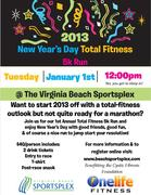 New Year's Day 5k Fundraiser for Cystic Fibrosis