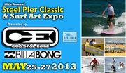 Steel Pier Classic 2013 Results