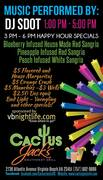 SUNDAY FUNDAY with VBNIGHTLIFE AT CACTUS JACKS